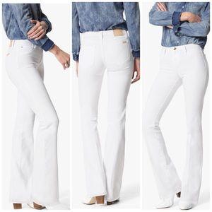 Joe's Jeans Honey Bootcut White